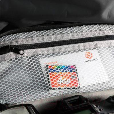 Сумка для фотоаппарата Vanguard ZIIN 21BL - карман для аксессуаров