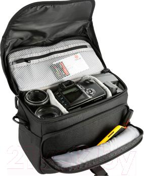 Сумка для фотоаппарата Vanguard ZIIN 25OR - внутренний вид
