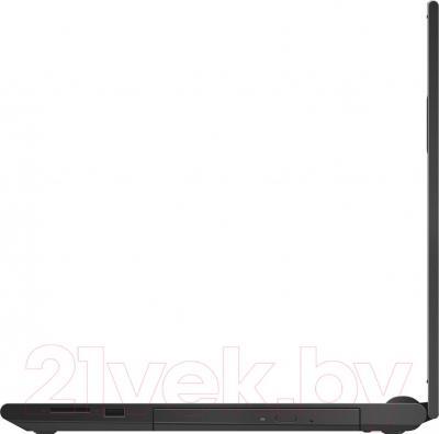 Ноутбук Dell Inspiron 15 (3542) (3542-0113) - вид сбоку