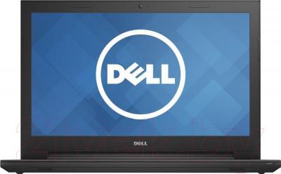 Ноутбук Dell Inspiron 15 (3542) (3542-2421) - фронтальный вид