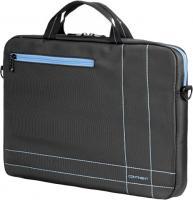 Сумка для ноутбука Continent CC201 (серо-голубой) -