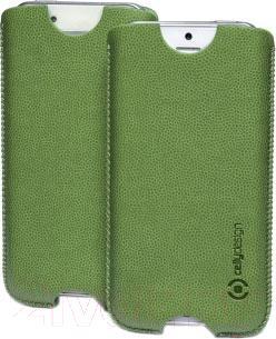Футляр Celly CRISXL03 (Grass Green) - общий вид
