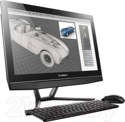 Моноблок Lenovo B40-30 (F0AW003CUA) - общий вид