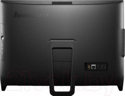 Моноблок Lenovo C260 (57330306) - вид сзади