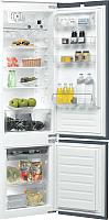 Холодильник с морозильником Whirlpool ART 9610/A+ -