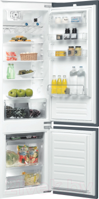 Холодильник с морозильником Whirlpool ART 9610/A+ - общий вид
