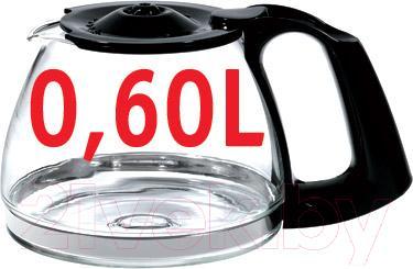 Капельная кофеварка Moulinex Subito Mini FG151825 - емкость