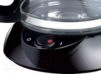 Капельная кофеварка Moulinex Subito Mini FG151825 - управление