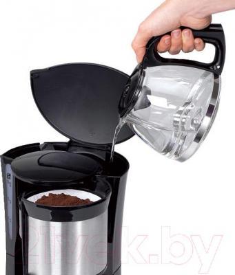 Капельная кофеварка Moulinex Subito Mini FG151825 - добавление воды