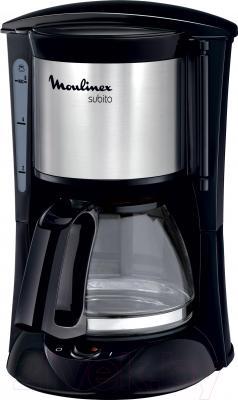 Капельная кофеварка Moulinex Subito Mini FG151825 - общий вид