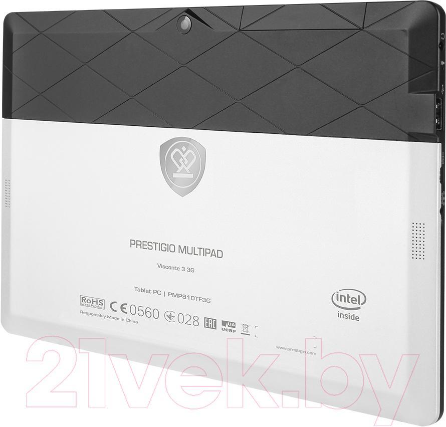 MultiPad Visconte 3 32GB 3G (PMP810TE3GBS) 21vek.by 4299000.000