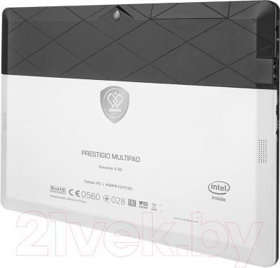 Планшет Prestigio MultiPad Visconte 3 32GB 3G (PMP810TE3GBS) - вполоборота