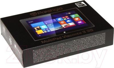 Планшет Prestigio MultiPad Visconte 3 32GB 3G (PMP810TE3GBS) - упаковка
