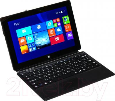Планшет Prestigio MultiPad Visconte 3 16GB 3G (PMP810TD3GBS) - с клавиатурой