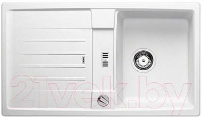 Мойка кухонная Blanco Lexa 45S (514654) - общий вид