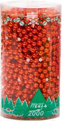 Бусы для ёлки Mag 2000 030439 (Red) - общий вид