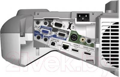 Проектор Epson EB-580 - разъемы