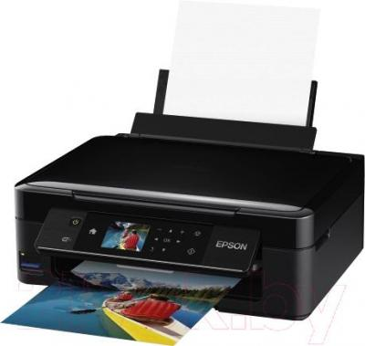 МФУ Epson Expression Home XP-423 - в работе