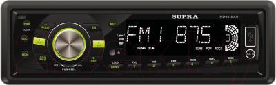 Бездисковая автомагнитола Supra SFD-1013DCU - общий вид