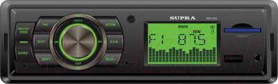 Бездисковая автомагнитола Supra SFD-55U - общий вид