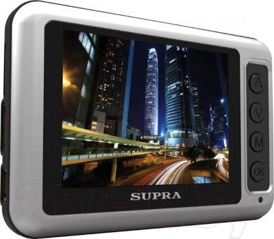 Автомобильный видеорегистратор Supra SCR-460 - общий вид