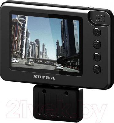 Автомобильный видеорегистратор Supra SCR-490 - общий вид
