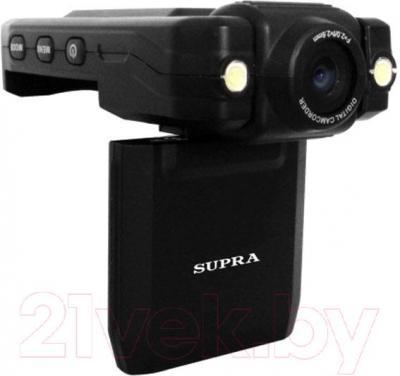 Автомобильный видеорегистратор Supra SCR-680 - общий вид