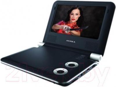 Портативный DVD-плеер Supra SDTV-719UT - общий вид