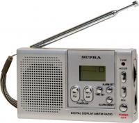 Радиоприемник Supra ST-115 (Silver) -