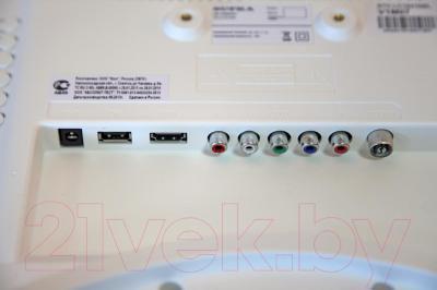 Телевизор Supra STV-LC15410WL - интерфейсы