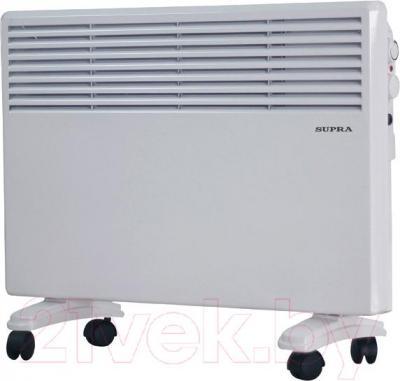 Конвектор Supra ECS-415 (White) - общий вид