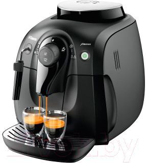 Кофемашина Philips Xsmall Vapore (HD8644/01) - общий вид