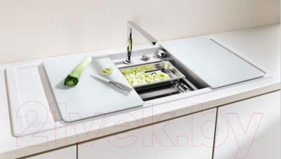 Мойка кухонная Blanco Alaros 6S / 516723 - разделочные доски