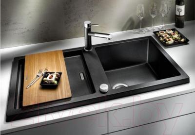 Мойка кухонная Blanco Adon XL 6S (519617) - установленная