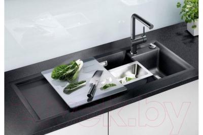 Мойка кухонная Blanco Axia II 6 S (518828) - в интерьере