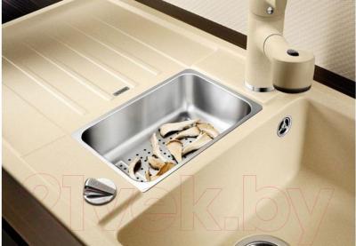 Мойка кухонная Blanco Lexa 6 S (514671) - коландер