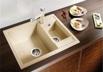 Мойка кухонная Blanco Metra 6 (516160) - в интерьере