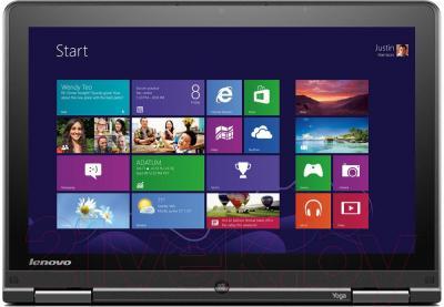 Ноутбук Lenovo ThinkPad S1 Yoga (20CD00D5RT) - вид спереди