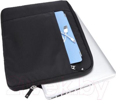 Чехол для ноутбука Case Logic TS113K - пример использования