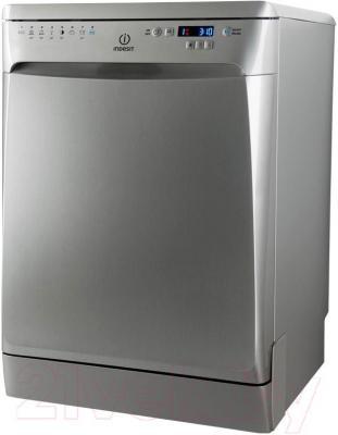 Посудомоечная машина Indesit DFP 58T94 CA NX - общий вид