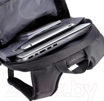 Рюкзак для ноутбука Case Logic BPCA115WA - в открытом виде