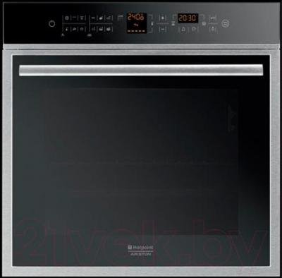 Электрический духовой шкаф Hotpoint FK1039ELP.20 X /HA S - общий вид