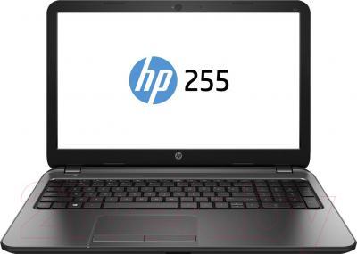 Ноутбук HP 255 (K7H91ES) - фронтальный вид