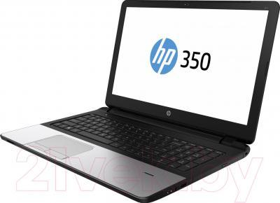 Ноутбук HP 350 (J4U30EA) - общий вид