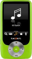 MP3-плеер TeXet T-79 (8Gb, Green) -