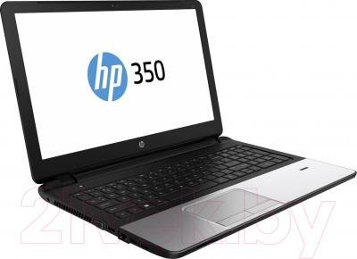 Ноутбук HP 350 (J4U36EA) - общий вид