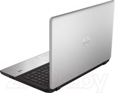 Ноутбук HP 350 (J4U36EA) - вид сзади