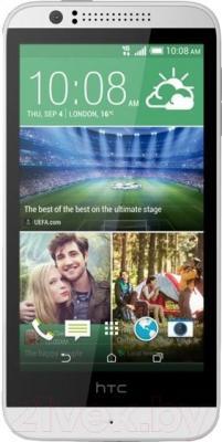 Смартфон HTC Desire 510 (белый) - общий вид