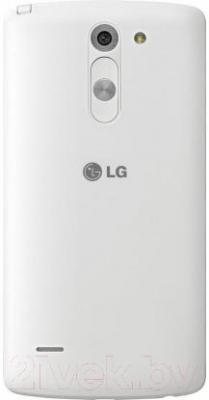 Смартфон LG G3 Stylus Dual / D690 (черно-белый) - вид сзади