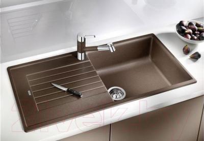 Мойка кухонная Blanco Zia XL 6S (517574) - в интерьере